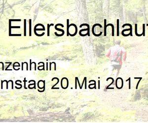 8. Ellersbachlauf Lanzenhain 20.05.2017