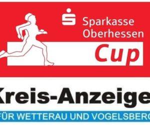 Die Siegerehrung vom Sparkassen-Oberhessen-Cup findet am 25.11.2017 in Geiß-Nidda statt!!!