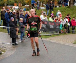 14. Rothaarsteig Marathon am 21.10.2017